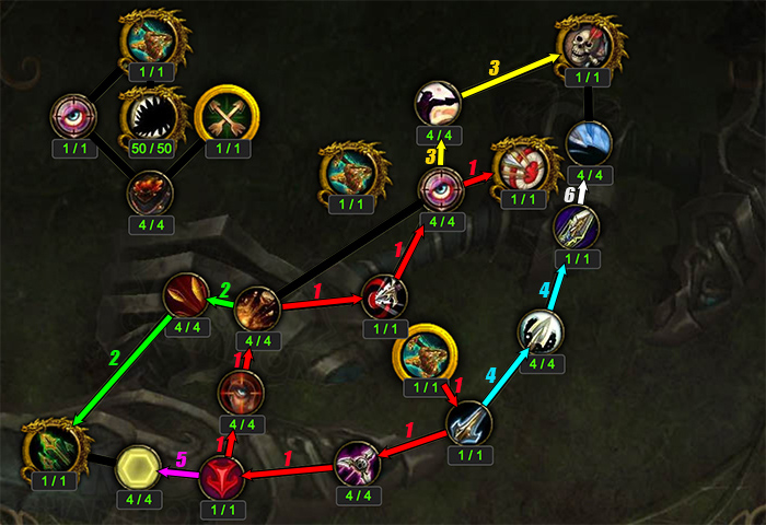 wow hunter leveling guide 1 90