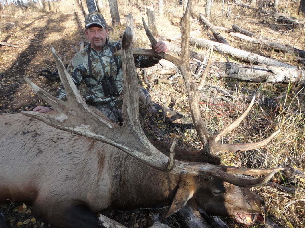 guided whitetail hunts in canada