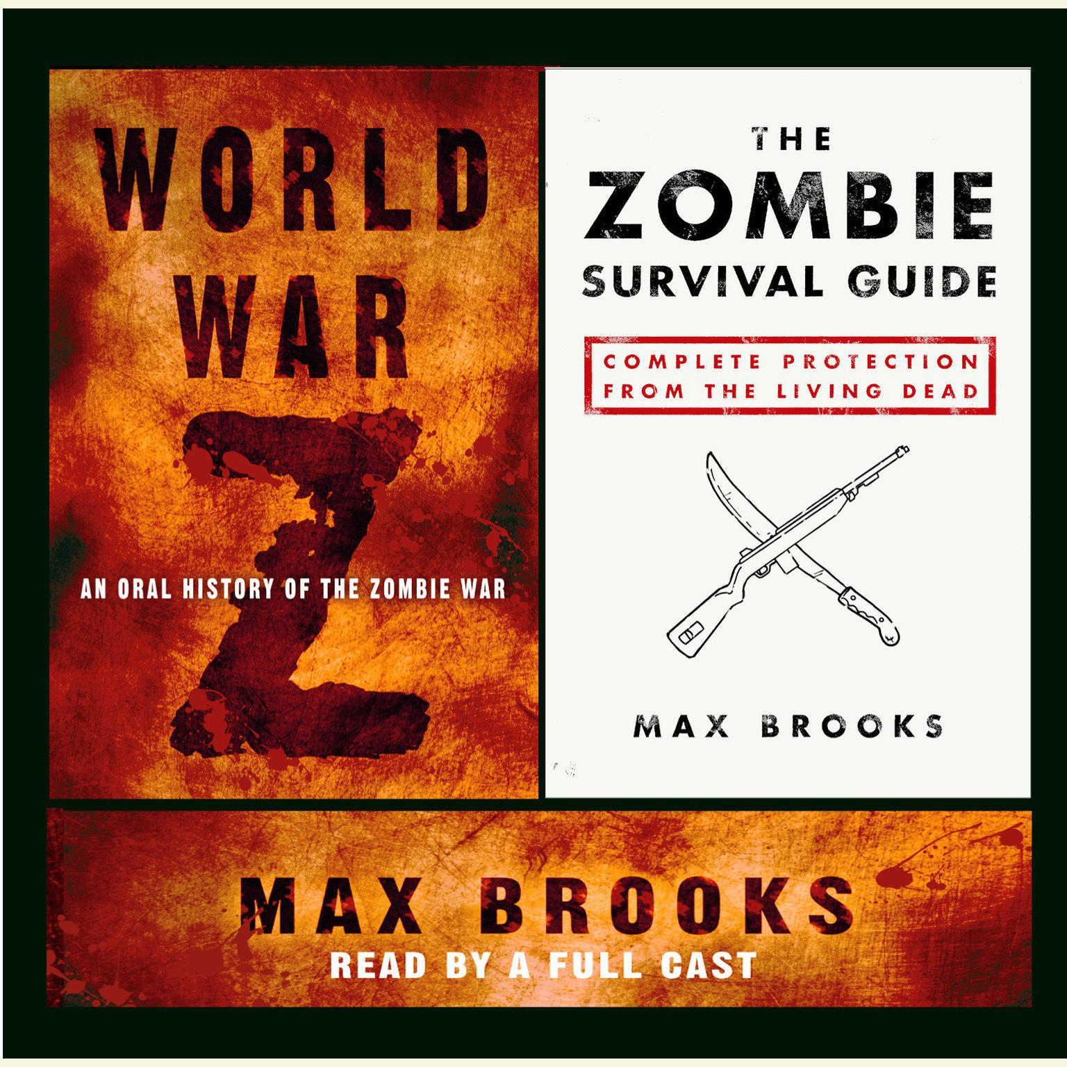 the zombie survival guide audiobook