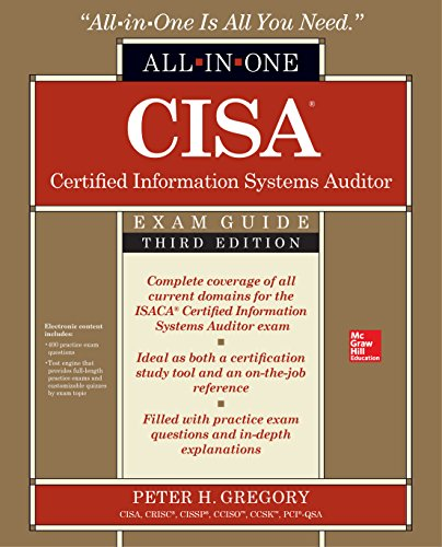 cisa certified information systems auditor study guide 4th edition pdf