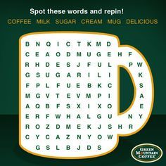 canada food guide word search