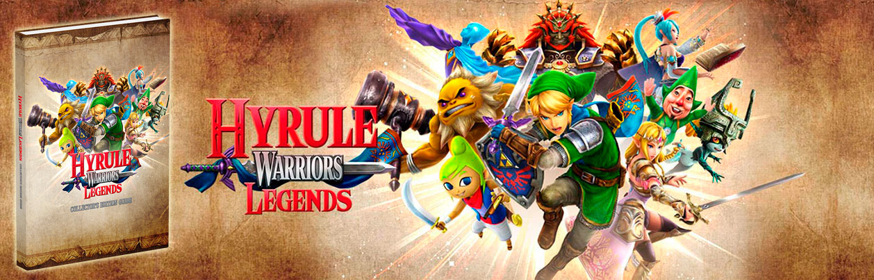 hyrule warriors termina map guide