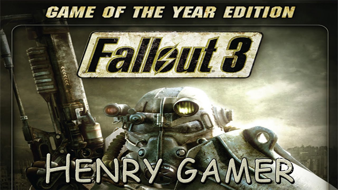 fallout 3 game of the year edition guide