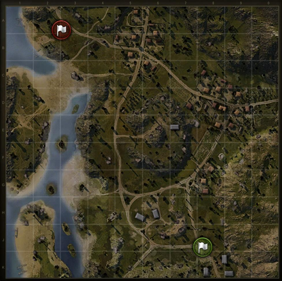 world of tanks maps strategy guide