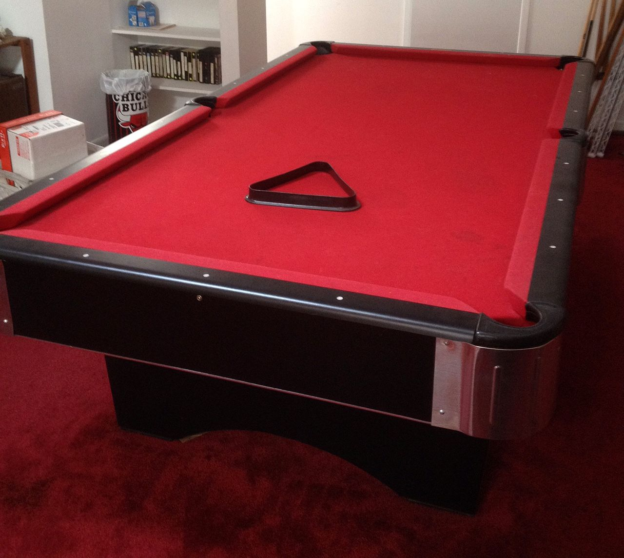 used pool table price guide