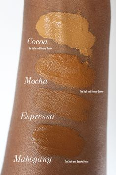 la girl pro concealer shade guide