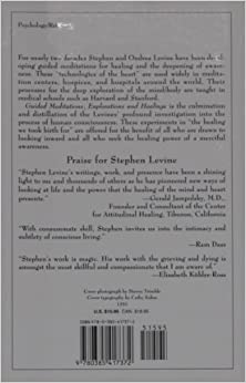 stephen levine guided meditations explorations and healings