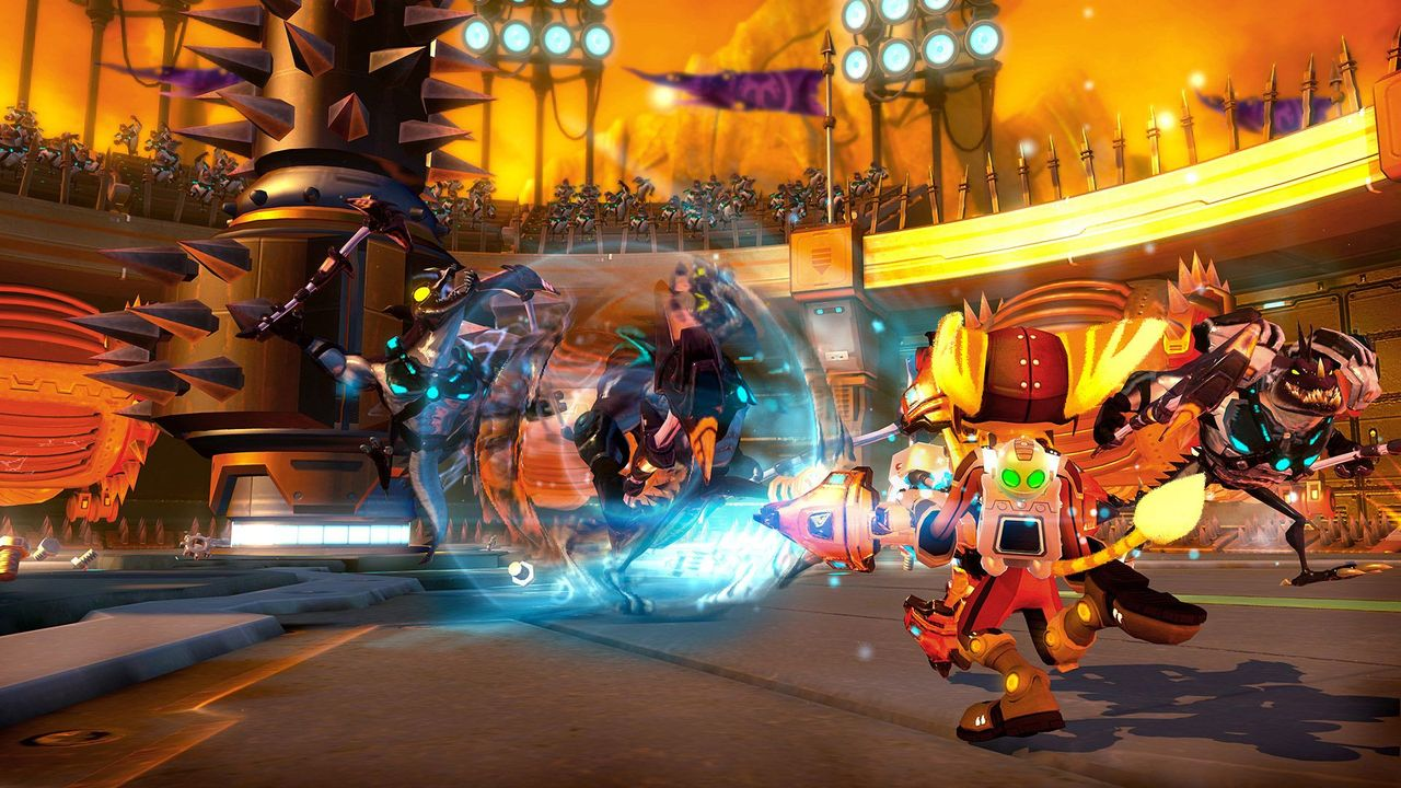 ratchet and clank into the nexus guide