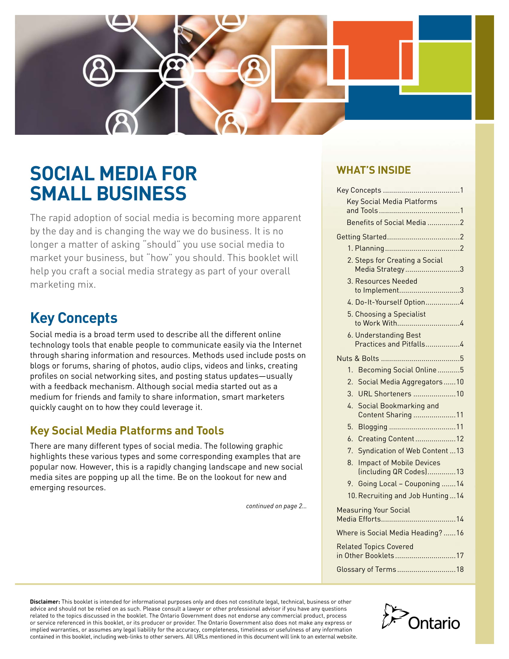 the definitive guide to social media marketing pdf