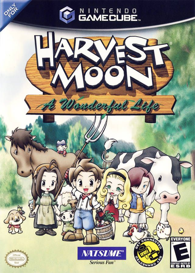 harvest moon a wonderful life guide book