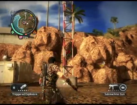 just cause 2 achievement guide