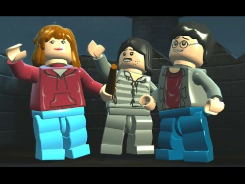 lego harry potter character token guide