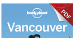 lonely planet vancouver city guide