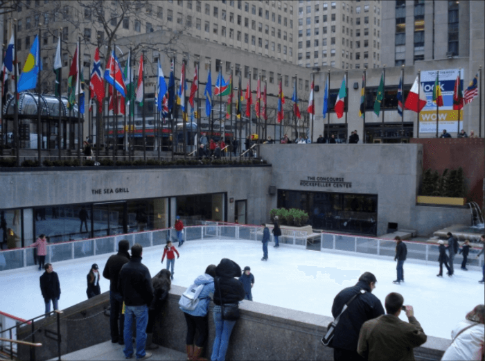 new york guided tour holidays