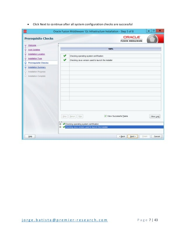 oracle business intelligence enterprise edition installation guide